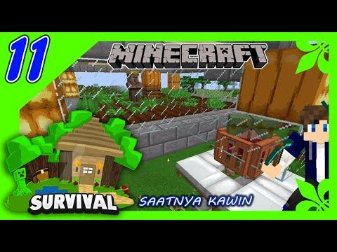 Villager Breeder Eps. 11 - Minecraft Survival Indonesia