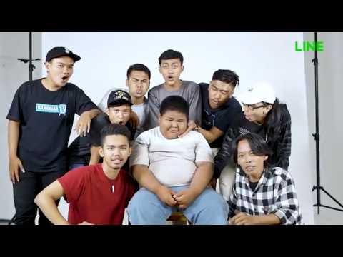 Behind The Scene: LINE Sticker Bang Ijal TV