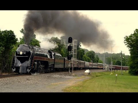 "Norfolk & Western 611: ""The Queen of Steam"" 