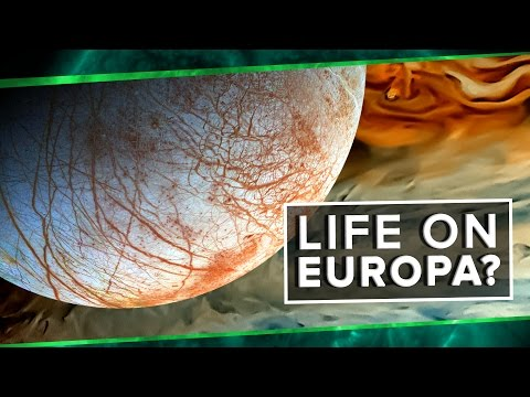Life on Europa? | Space Time | PBS Digital Studios