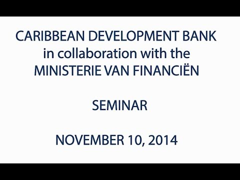 Seminar: Exploring options for greening Caribbean economies