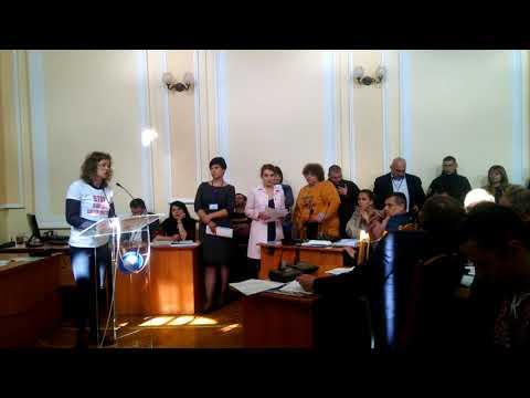 Новини Тернополя 20 хвилин: Тернопіль. Вчителі проти реорганізації