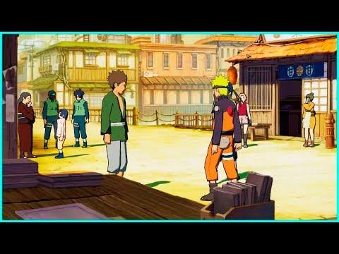 Kiba and Shino Debt Collection   Naruto Shippuden Ultimate Ninja Storm 2 Game  