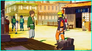 Kiba and Shino Debt Collection | Naruto Shippuden Ultimate Ninja Storm 2 Game
