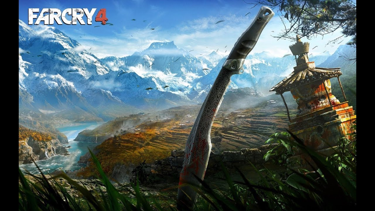 far cry 4 game download size