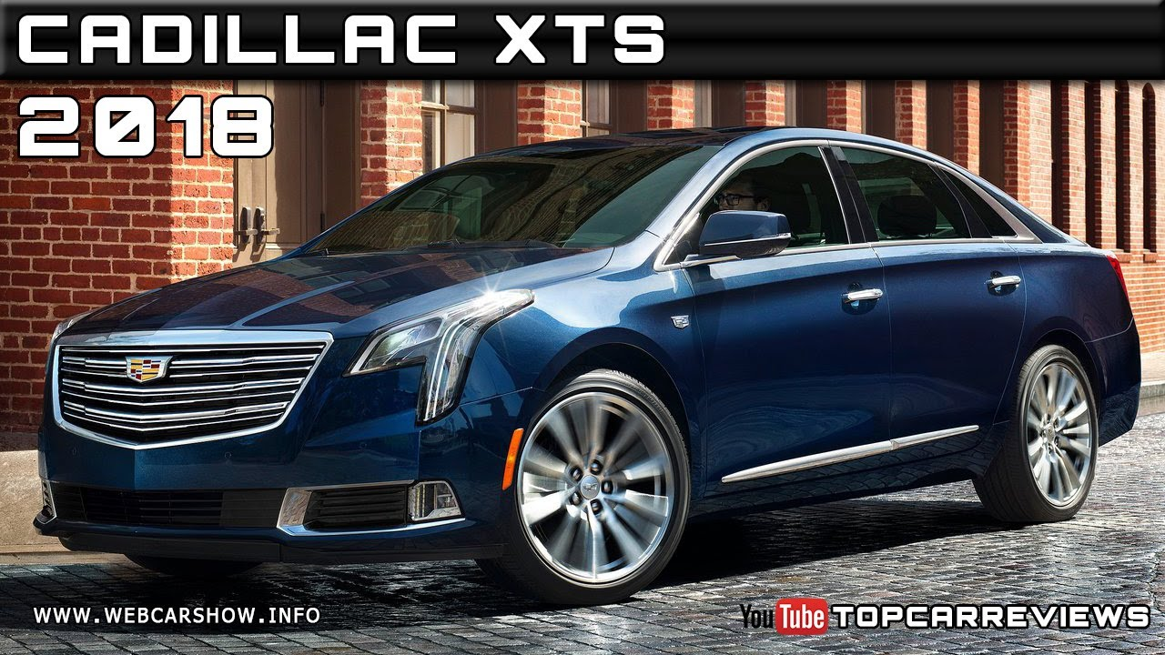 2018 Cadillac Xts Review Rendered Price Specs Release Date Youtube