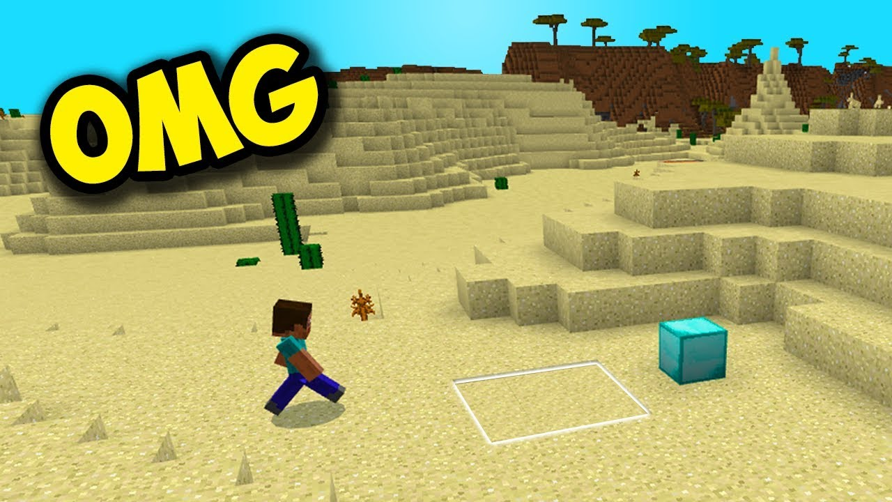 How To Make Quicksand in Minecraft Pocket Edition (Quicksand Addon)