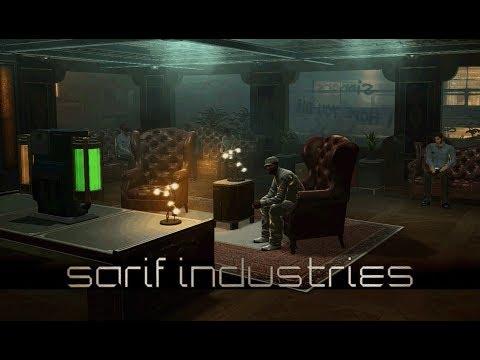 Deus Ex: Human Revolution - Sarif Manufacturing Plant (1 Hour of Music)