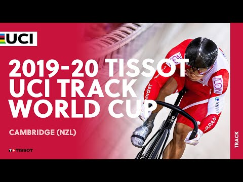 Best Moments - Cambridge | 2019/20 Tissot UCI Track World Cup