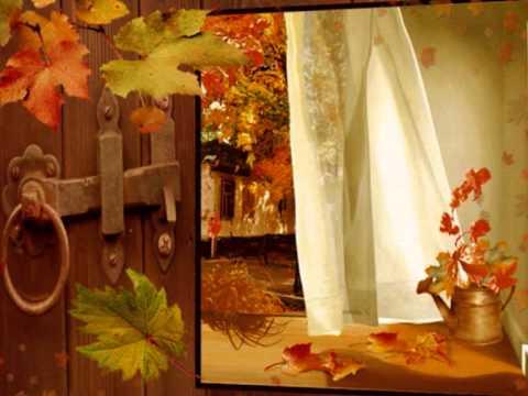 Beautiful autumn - красивая осень