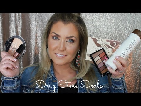 Drugstore Deals   Glam on a BUDGET   Hot Mess Momma MD Tips to save money