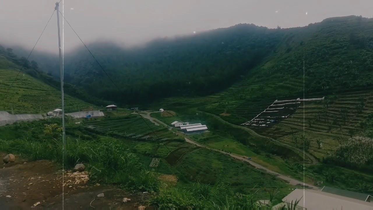 Lembah Indah Gunung Kawi Kab Malang Youtube