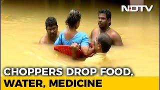 Water Recedes In Kerala, Concerns About Disease Emerge