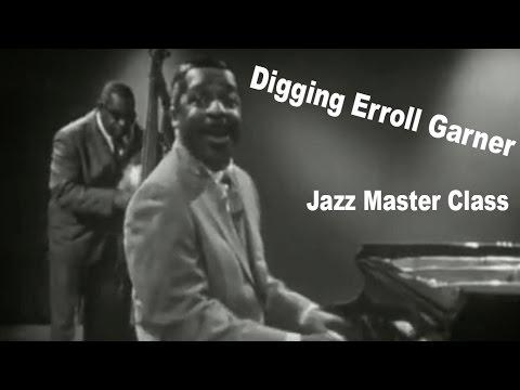 Download Digging Erroll Garner! Jazz Master Class with Dave Frank