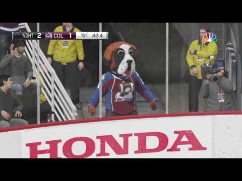S1G8 - (W) Burnaby Nights VS Colorado Avalanche - 6 - 4
