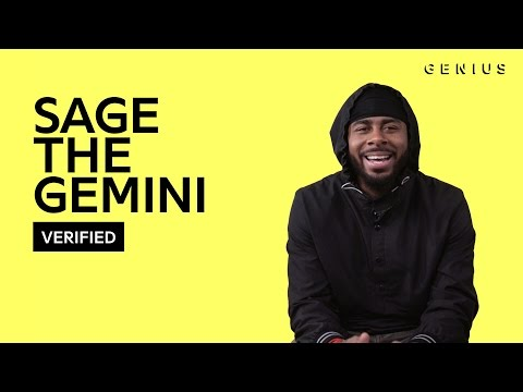 "Sage The Gemini ""Now and Later"" Official Lyrics & Meaning 