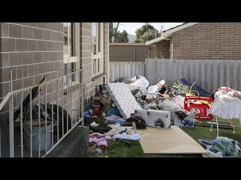 What to do when a tenant trashed your home!