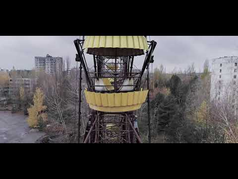 Suede - Life Is Golden (video shot on location in Pripyat, near Chernobyl)