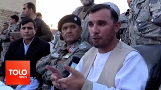 Afghan And Pakistani Officials Meet Over Border Clashes