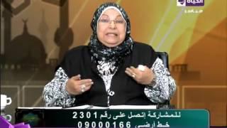متصلة تهاجم سعاد صالح: 'انتي مش حاسة بالواقع اللي عايشين فيه'.. (فيديو)