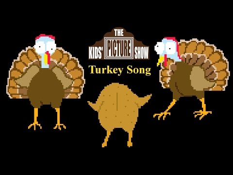 Turkey Song - Thanksgiving Music - The Kids' Picture Show