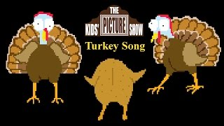 Turkey Song - Thanksgiving Music - The Kids' ...