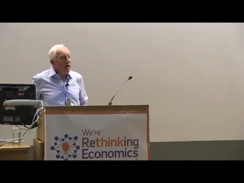 Rethinking Economics: Alan Kirman, London 2013