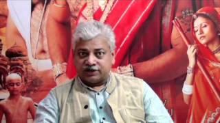 Writer Atul Tiwari talks about Dara Shikoh and Bhaskaracharya with regards to 'Upanishad Ganga'