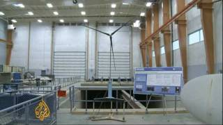 Designing North America's first offshore wind farm
