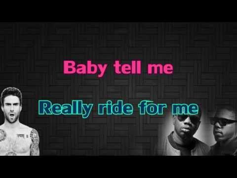 R. City - Locked Away (Karaoke/Instrumental)  ft. Adam Levine
