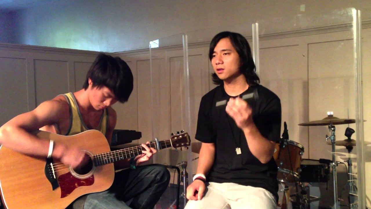 Download Stay and Wait Hillsong United cover (acoustic)