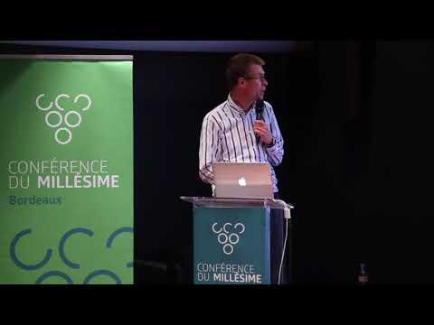 2015 Bordeaux Conference du Millesime - Kees Van Leeuwen - Un Millesime Sec Bon