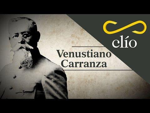 Minibiografía: Venustiano Carranza