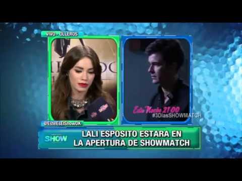 Lali Espósito contó qué hará en la apertura de Showmatch