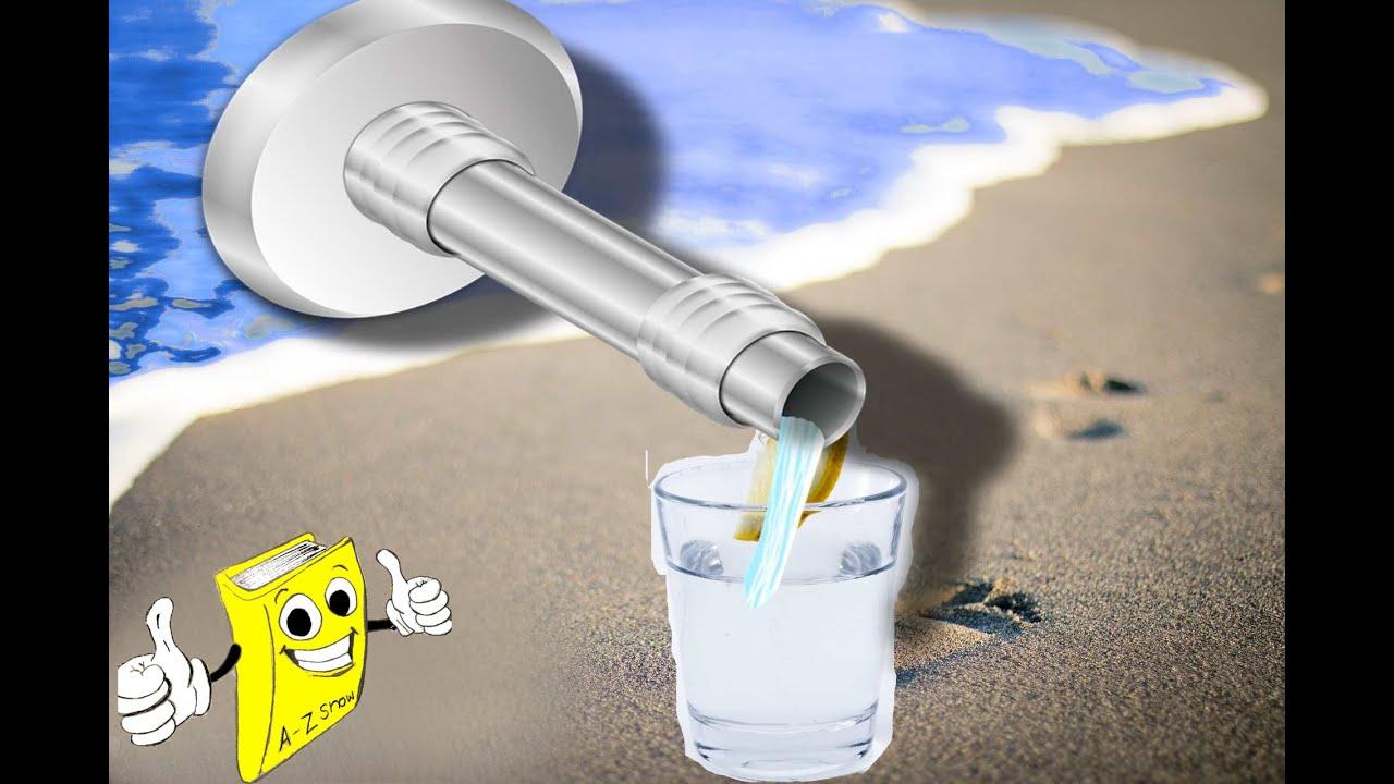 lifehack berleben aus meerwasser sauberes trinkwasser machen salzwasser trinken ohne. Black Bedroom Furniture Sets. Home Design Ideas