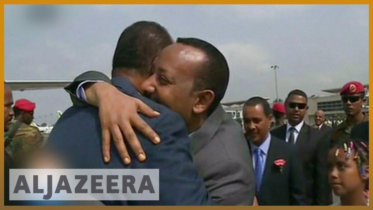 ?? ?? Eritrea-Ethiopia peace: Nations to restore links | Al Jazeera English