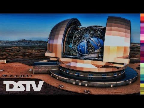 CONSTRUCTING THE WORLD'S LARGEST TELESCOPE - MINI SPACE DOCUMENTARY