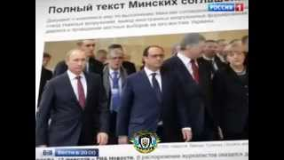 Украина сегодня! В столице Украины ведуться разговоры о продолжении войны на Донбассе