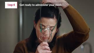 How to Properly Use a Nebulizer