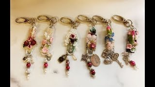 Altered Paper Clip Charms Tutorial