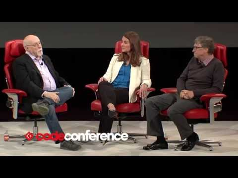 Donald Trump and The Giving Pledge | Bill and Melinda Gates, Gates Foundation | Code Conference 2016