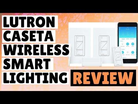 Lutron Caseta Wireless Smart Lighting Review - Lutron Caseta Smart Lighting