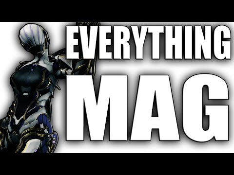 Warframe Build & Guide - Everything Mag