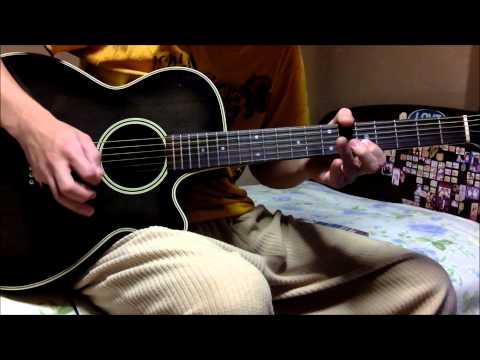 C3 CCube OP 1  Endless Story guitar cover overdub