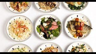Турецкий ужин: чечевичный суп, баклажаны с фаршем, шпинат с рисом.