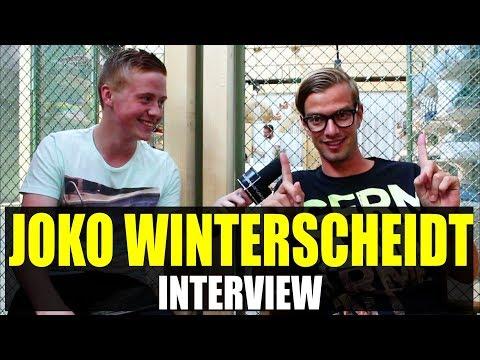 JOKO WINTERSCHEIDT Interview: Beziehung zu Klaas, HalliGalli, Palina Rojinski, Matthias Schweighöfer