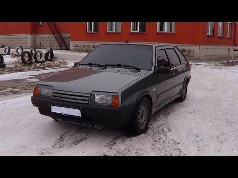 обзор ВАЗ - 2109
