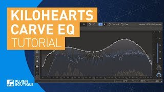 Carve EQ Tutorial | EQ Match Tool In-Depth | 31-Band Graphic EQ by Kilohearts