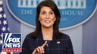 Jessica Tarlov: Nikki Haley could be the first female president