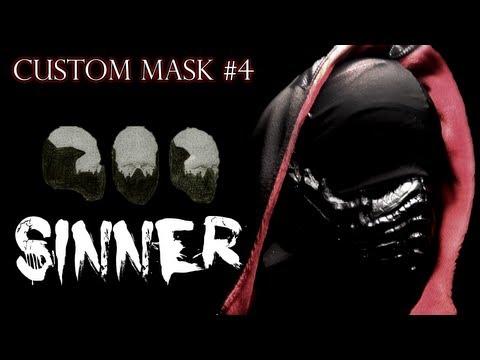 Sinner CUSTOM MASK #4
